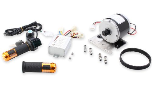 Antrieb 350W Motor + Elektronik MINI FB KIT